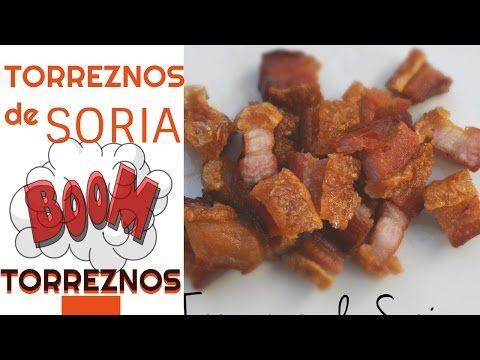 Torreznos de Soria Receta super fácil - YouTube