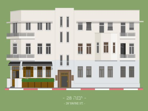 TLV BUILDINGS   Avner GicelterA small sampling of the images you will find in the tumblr Tel Aviv Buildings by   Avner Gicelter where he uploads a weekly illustration of buildings from his home town. Inspired by José Guízar and his beautiful website 'Windows of New York', he wants to share his love for Tel Aviv and its unique and stunning architectural styles. Buy the posters here.Check out his website here.Check out this tumblr!
