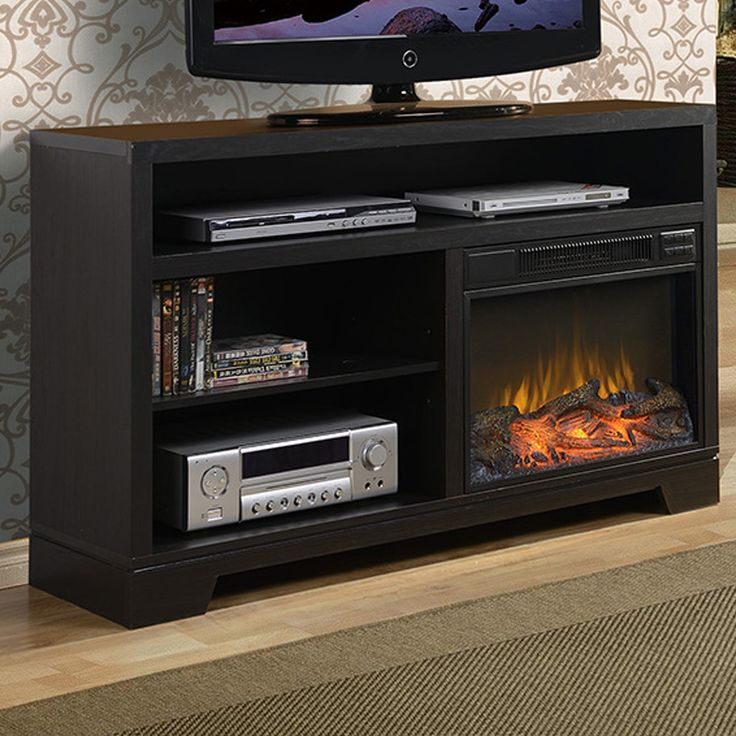 Flamelux Media Electric Fireplace Insert