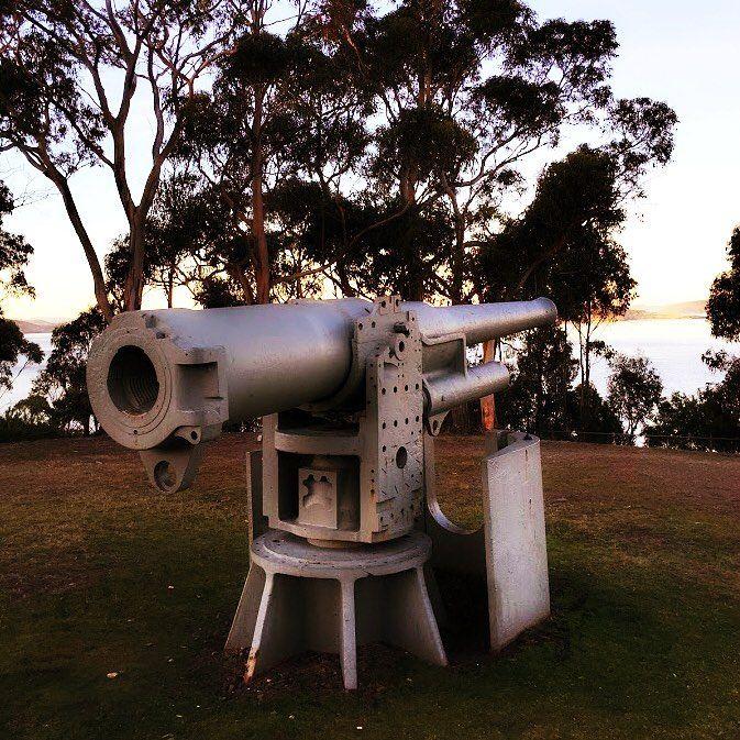 Tinderbox Lookout ~ article and photo for think-tasmania.com ~ #history #scenery #BrunyIsland #Tasmania