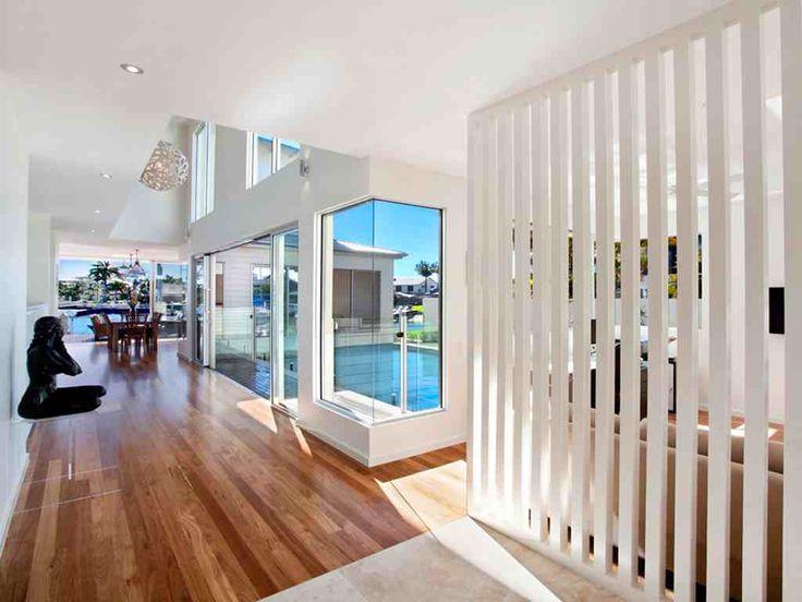 Mooloolaba House, Aboda Design Group. Features: Scyon™ Linea™ weatherboard, HardieFlex™ sheet.