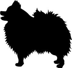 pomeranian dog svg files - Google Search
