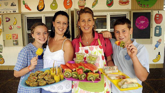 Tuggerah Public School canteen takes leaf out of popular recipe book to offer foods without additives