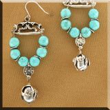 smith and western earrings