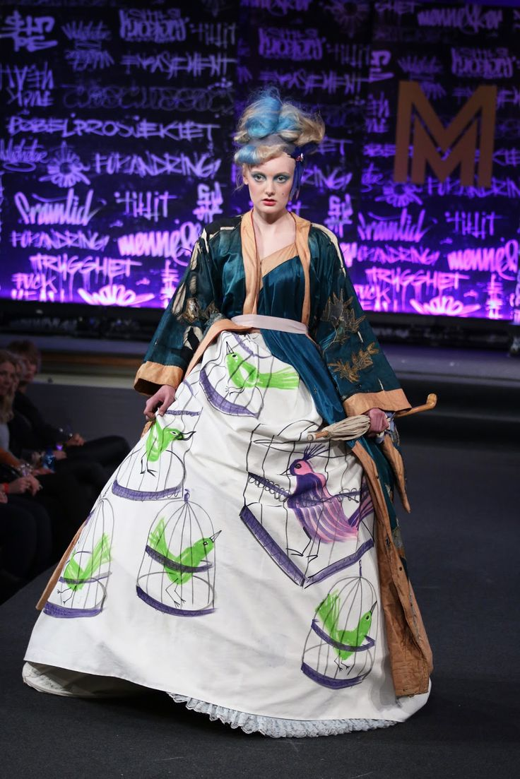 FASHION IN OSLO: Mote med Mening 2016
