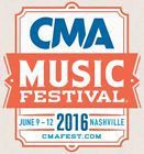 #Ticket  2016 CMA FESTIVAL TICKETS #deals_us