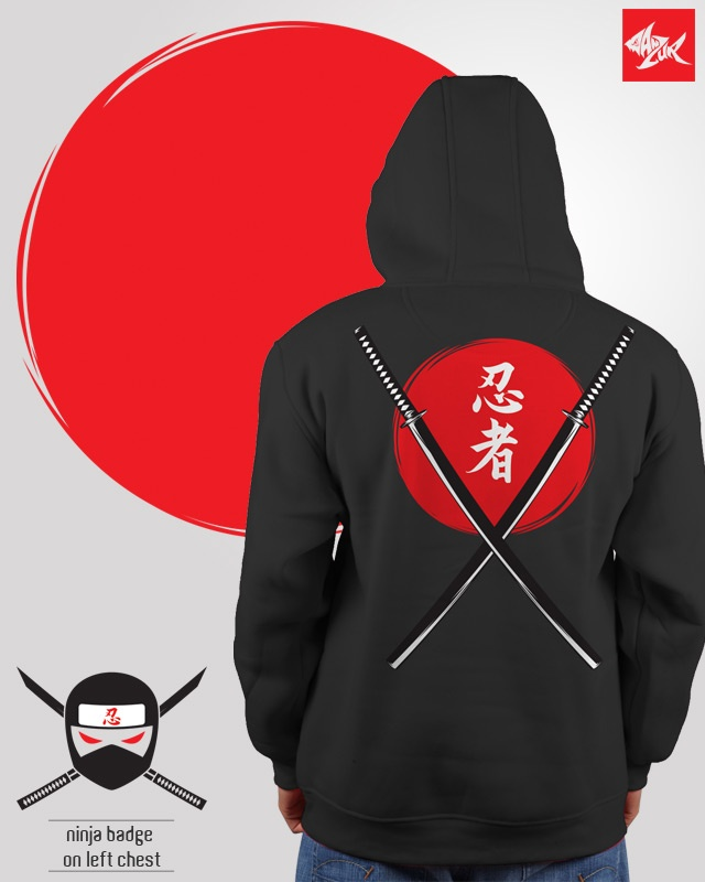 who want to be ninja?