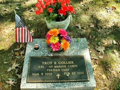 Troy E Collier - U.S. Marine Corps