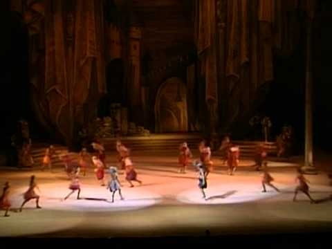 Complete Raymonda Ballet