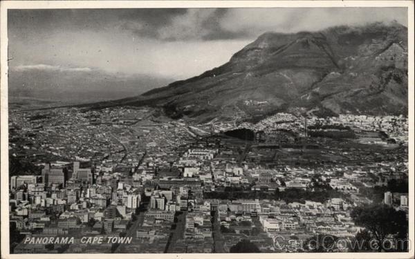 Cape Town 1955