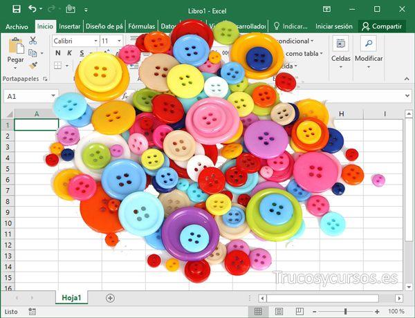 Mostrar Y Ocultar Las Hojas Deseadas Con Botones En Excel Oculto Trucos De Excel Hojas