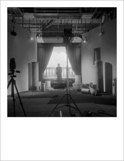"""Cine Citta Studio"" from ""Roaming Series"" (2006) | Art21"