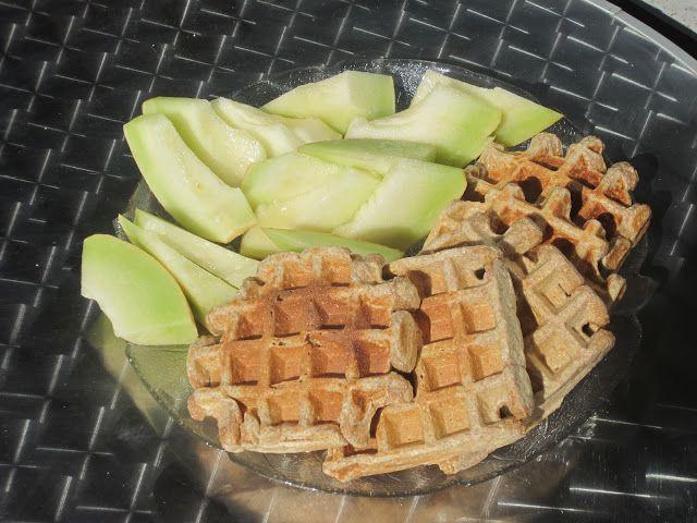 Gunns momsemat: Belgiske frokostvafler