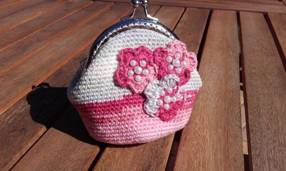 Alize Batik Crochet Purse