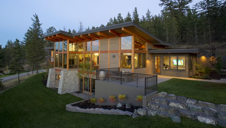 Image Result For Small House Plans On Hillside