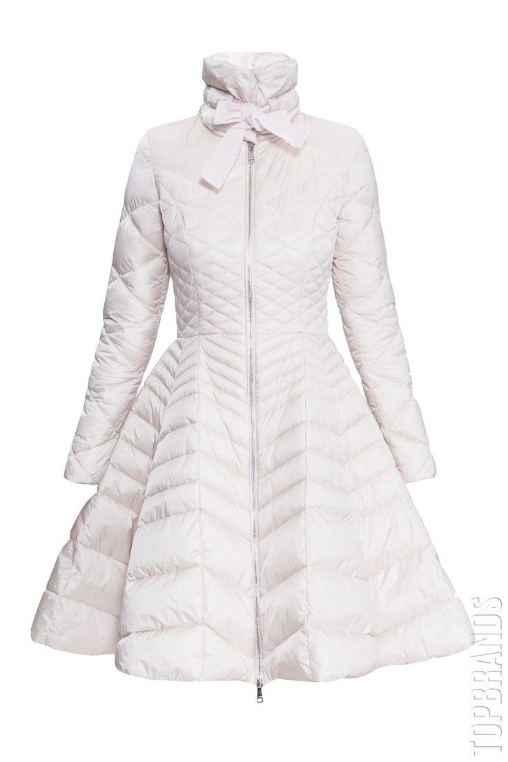 Пуховик с бантом Odri SF-15210121-VANDA за 29500 руб. Интернет магазин брендовой одежды премиум-класса онлайн бутик - Topbrands.