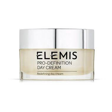 Buy Elemis Pro-Definition Day Cream 50ml and other Elmis anti-ageing products with free shipping worldwide at TreatYourSkin.com