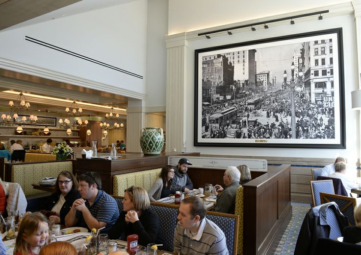 Historical Photos Cover The Walls Of The Remodeled Little