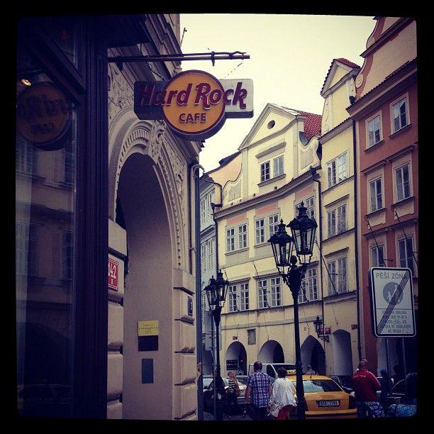 Hard Rock Cafe Praha in Praha, Hlavní město Praha