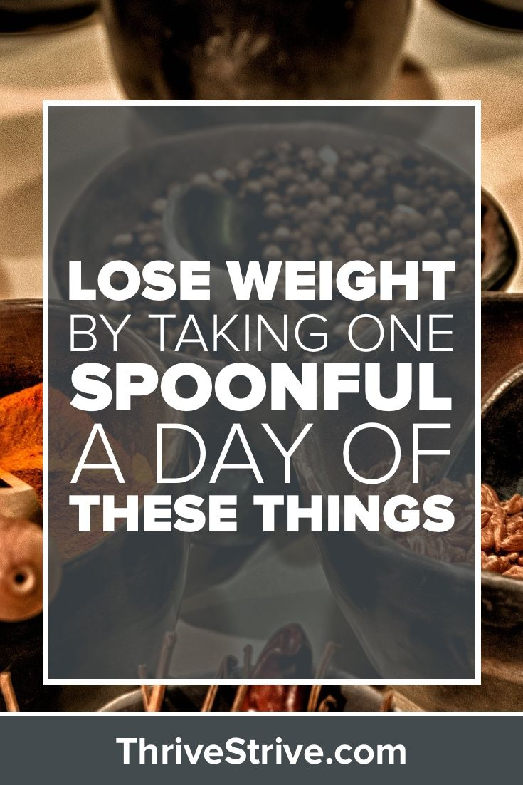 Trying to lose weight? Taking a spoonful daily of these natural occurring remedies will help you burn fat, lose weight, and live a healthier life.