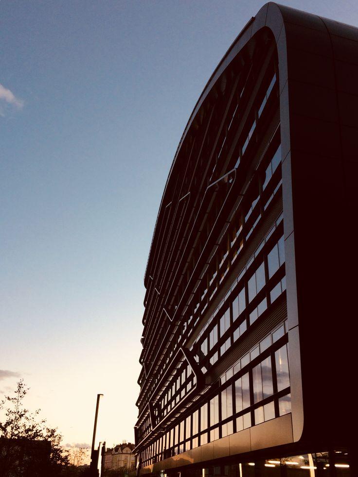 Holesovice new office