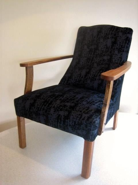 1940s sitting chair