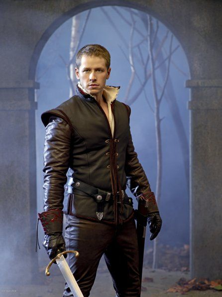 Josh Dallas as Prince Charming