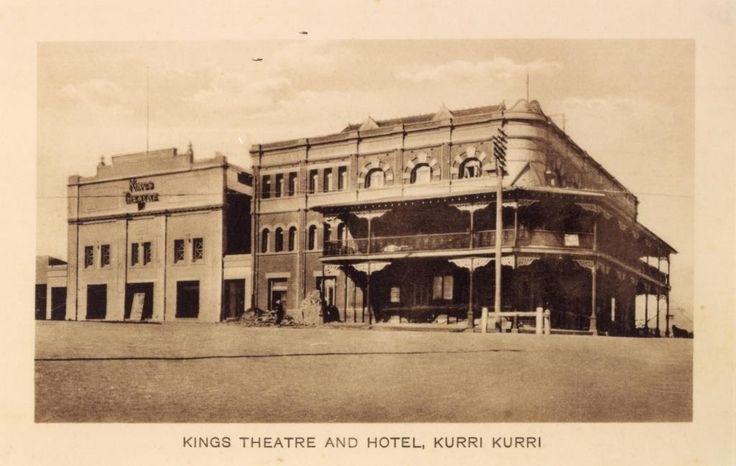 https://flic.kr/p/fn2ahJ | Kings Theatre and Hotel, Kurri Kurri, N.S.W. | ca. 1930  Image courtesy of G. Mayer Mayer 000  This image can be used for study and personal research purposes. Please observe copyright and acknowledge source of all photos. If you wish to reproduce this image for any other purpose you must obtain permission by contacting Maitland City Library  If you have any further information about the image, please contact us or leave a comment in the box below.