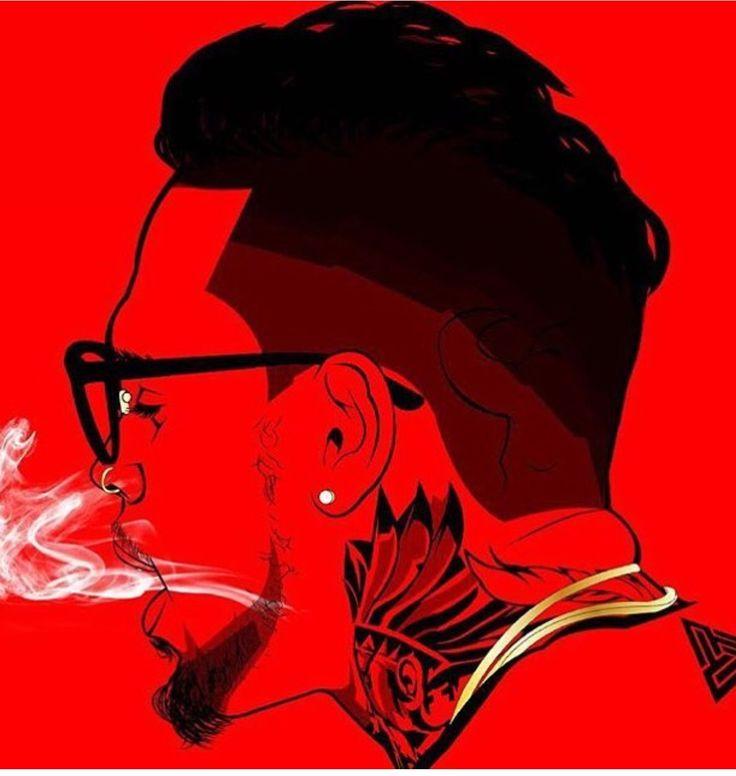 Chris Brown | Art