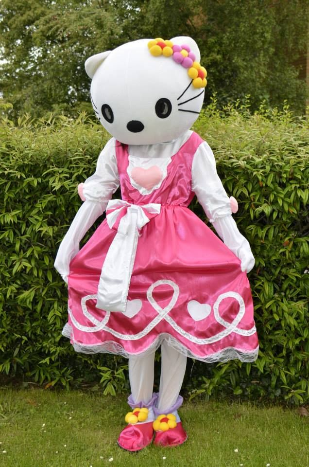 Mad House Mascots offer a fantastic range of children's party character real life princesses for all special occasions