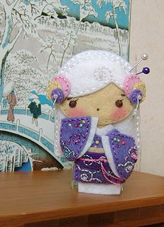 Geisha by Caruso's Factory, via Flickr