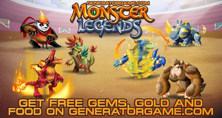 "[NEW] MONSTER LEGENDS HACK ONLINE WORKS: www.monsterlegends.tk  and Get Free 999999 Gems Gold and Food each day: www.monsterlegends.tk  No more lies! This method 100% works for real: www.monsterlegends.tk  Please SHARE this real hack online guys: www.monsterlegends.tk  HOW TO USE:  1. Go to >>> www.monsterlegends.tk  2. Enter your Monster Legends Username/ID or Email Address (You don't need to type your password)  3. Enter the amount of Gems Gold and Food then click ""Generate""  4. Finish…"