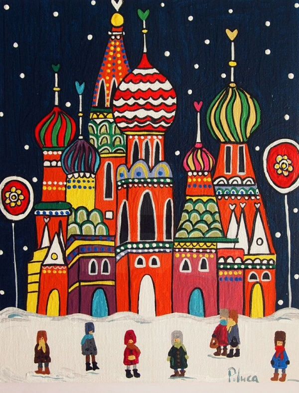 Decoracion naif para peques en www.universopeque.com