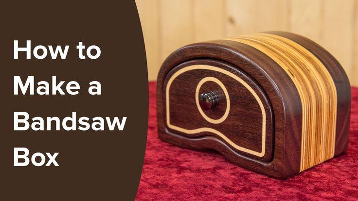 Birch Bandsaw Box ~ Best videos bandsawboxes images on pinterest bandsaw