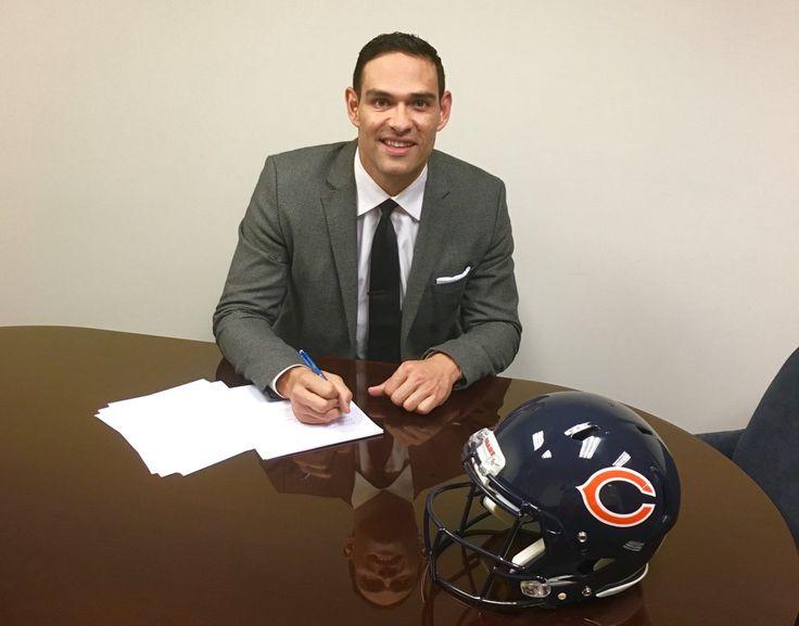 Mark Sanchez Chicago Bears