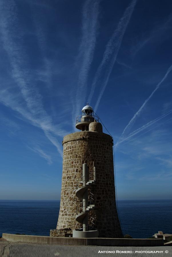 Faro Camarinal.Zahara de los Atunes. Tarifa (Cádiz), by Antonio  Romero, via 500px