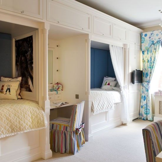 153 best attic ideas images on pinterest bedrooms child for Bedroom built in ideas