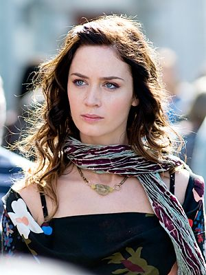 Wild Target. - Emily Blunt (born 1983) is an English actress. She has appeared in The Devil Wears Prada (2006), The Young Victoria (2009), The Adjustment Bureau (2011), Looper (2012), Edge of Tomorrow (2014), and Into the Woods (2014). She has been nominated for five Golden Globe Awards, four Critics' Choice Awards, two London Film Critics' Circle Awards, and one BAFTA Award. She won a Golden Globe Award for Best Performance ...