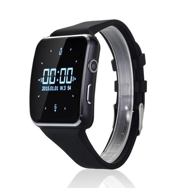 X6 Bluetooth Smart Watch Smartwatch Pedometer Wearable Devices For iPhone Android Watch With Camera Support SIM Card wristwatch
