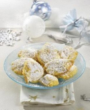 butter clouds cookies - find German recipes in English @ www.mybestgermanrecipes.com