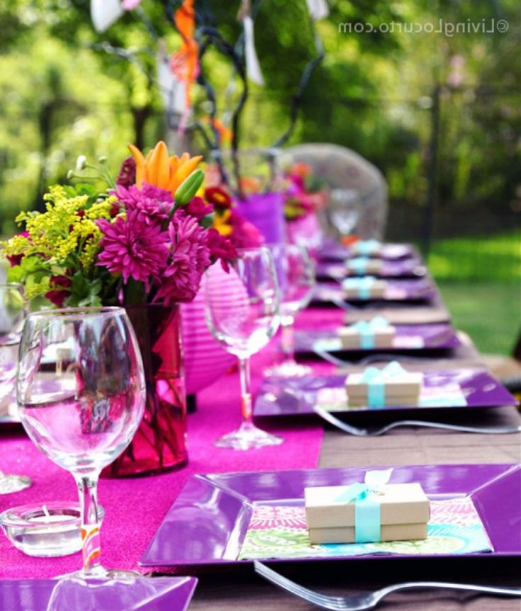 35 birthday table decorations ideas for adults