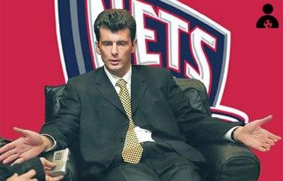 Nets Owner -Михаил Прохоров, я слышал, что ваша баскетбольная команда, Nicks / Сети не выигрываем игры, какого черта они трусики - девочка .... Вы или они платят, чтобы они играли в баскетбол, мяч не порошок, надевая макияж - Ну ваш тренер скажите ему, что я могу сделать лучше ..... и у меня нет пениса .... или шарами