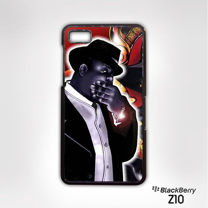 Notorious biggie smalls AR for Blackberry Z10/Q10 phonecases