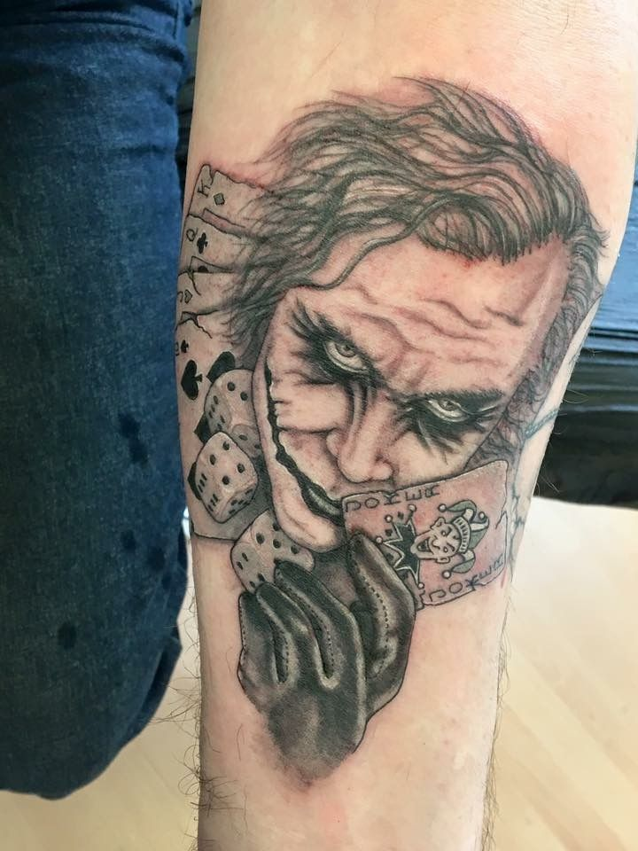 By Diango tattoo artist Patti