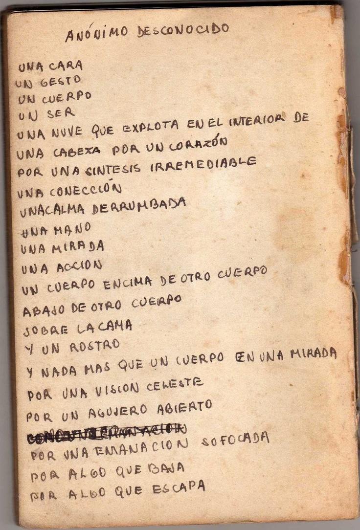 Acá va un poema que Luis Alberto Spinetta se dejó allá por los tempranos 70 en un libro de traducciones de canciones de dylan que me regaló - Sergio de Disqueria ''Mondo Rabioso'' para mundospinettiano.blogspot.com
