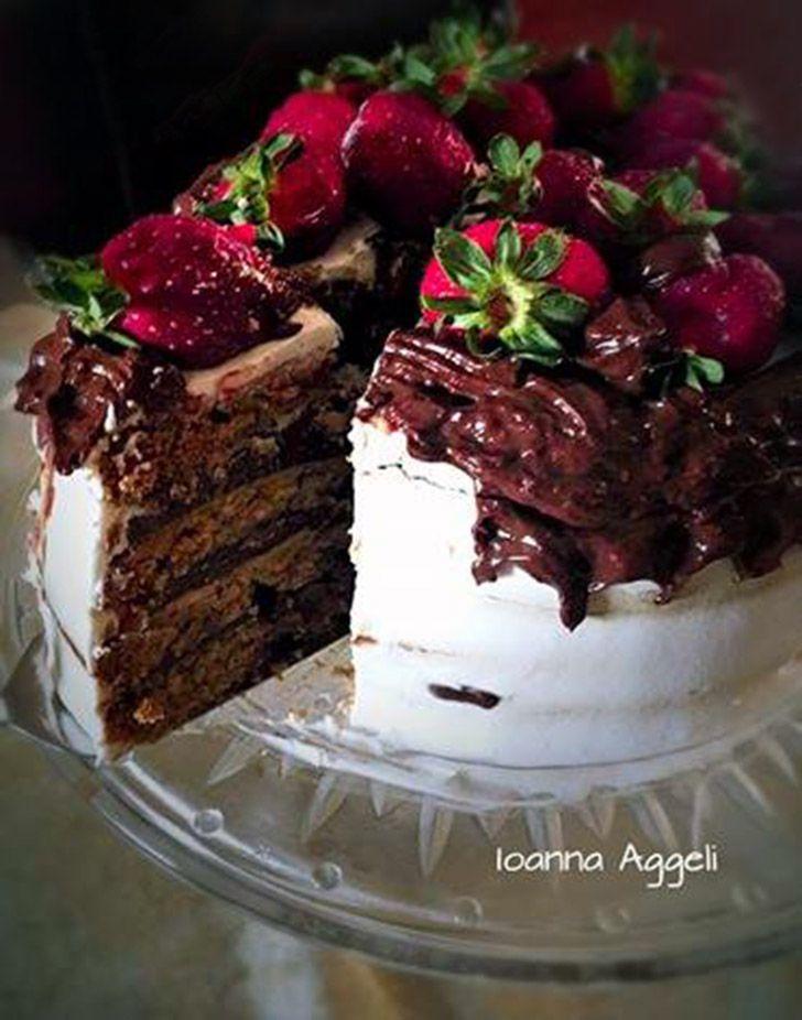 Ανοιξιάτικη τούρτα
