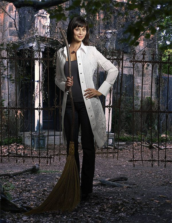 The Good Witch~Catherine Bell  My husband's favorite movie. I kid you not.