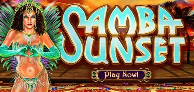Samba Sunset Slot to be launch soon by RealTime Gaming.