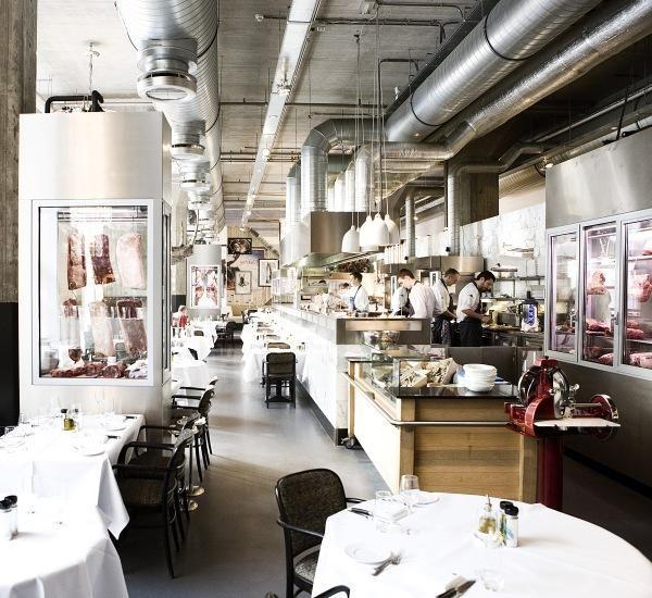 Fish Restaurant Las Palmas Rotterdam | run by well known chef Herman den Blijker. #rotterdam #restaurant #fish #kopvanzuid #thisisnhow