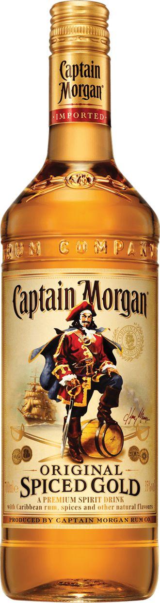 Captain Morgan®Caipirinha